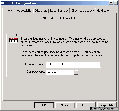 msi bluetooth software 1.3.0